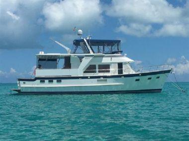 "Noah Genda - DEFEVER ""50"" CPMY yacht sale"