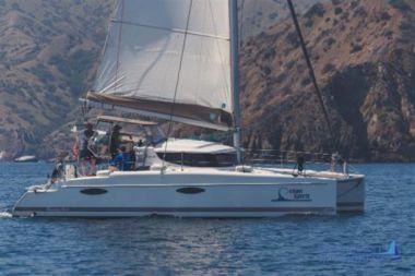 Стоимость яхты Ocean Spirit - FOUNTAINE PAJOT 2015