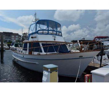 Купить яхту Viva - DEFEVER 41 Trawler в Atlantic Yacht and Ship