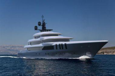 "Продажа яхты 75m Turquoise ""Valicelli"" 2021 Delivery - TURQUOISE YACHTS"