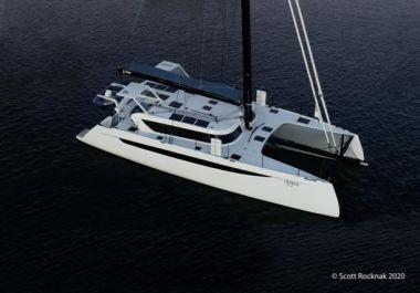 "HH Catamarans HH55 - HH Catamarans 55' 0"""