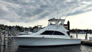 Продажа яхты LEDGE FEVER - Ocean Yachts 40 Super Sport