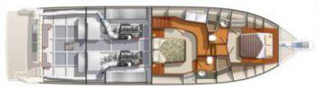 """Лучшие предложения покупки яхты NEW BUILD 54 SPORT SEDAN - OFFSHORE YACHTS 54' 0"""""""