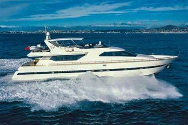 Стоимость яхты Paladio - ITALVERSIL 1993