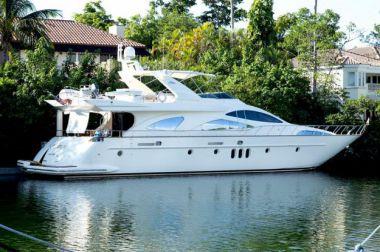 """Buy a yacht R & R  - AZIMUT 80' 0"""""""