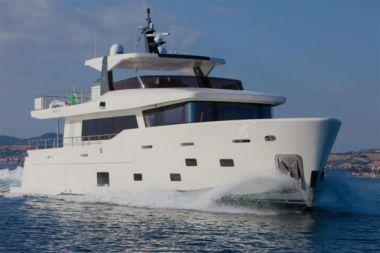"Продажа яхты MY Rosey - Cantiere delle Marche 89' 1"""
