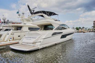 Продажа яхты FALCONWOOD - SUNSEEKER Sport Yacht