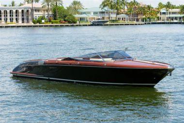 Продажа яхты Our Trade - RIVA 33 Aquariva Super