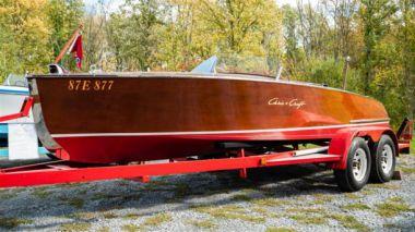 Стоимость яхты Class E - CHRIS CRAFT 1952