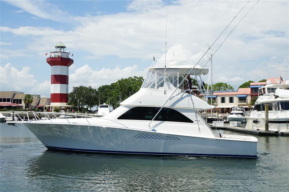 Salty Dog - VIKING - Buy and sell boats - Atlantic Yacht and