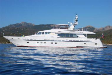 Buy a yacht Amigo - HEESEN YACHTS