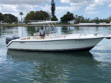 Стоимость яхты No Name - PURSUIT 2005
