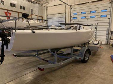 """2016  J Boats J/70 USA 1023 - J BOATS 23' 0"""""""