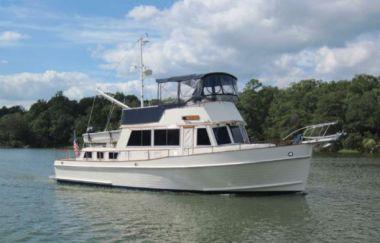 Продажа яхты 42 Classic - GRAND BANKS 42 Classic