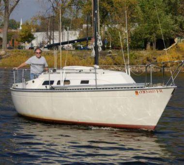 "Продажа яхты Ophelia - PACESHIP YACHTS 26' 11"""