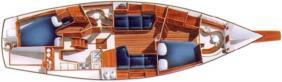 Buy a ROBINSONG - ISLAND PACKET YACHTS 1994 at Atlantic Yacht and Ship