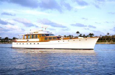Стоимость яхты WISHING STAR - TRUMPY