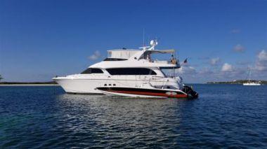 """best yacht sales deals Christina - HATTERAS 72' 0"""""""