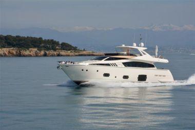 Продажа яхты COLUMBUS A - FERRETTI 800