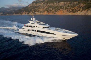 SEPTIMUS - HEESEN YACHTS 2011 yacht sale