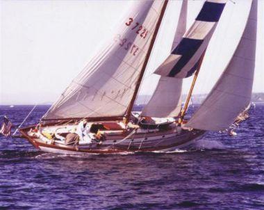 Купить яхту Wanderlure II - ALDEN / CUSTOM Schooner в Atlantic Yacht and Ship