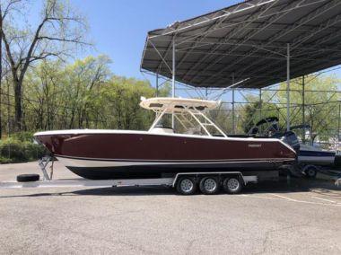 - - PURSUIT 310 Sport yacht sale