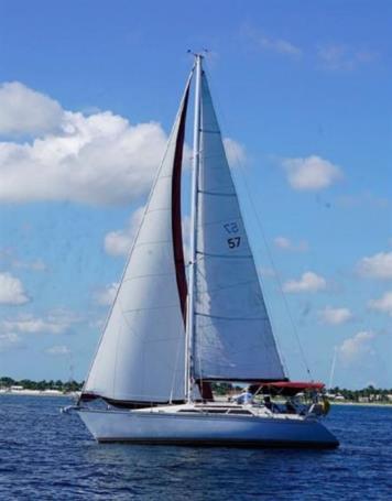Damn Yankee - C & C Yachts 1991