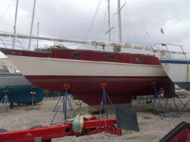 "Buy a yacht 37 1980 CSY - CSY 37' 0"""