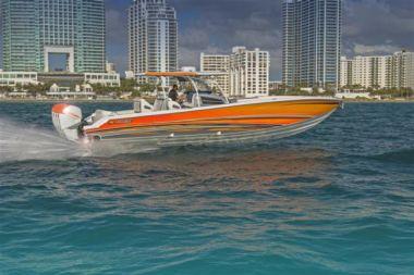 Продажа яхты Nor-Tech 39-133 - 390 Open Center Console