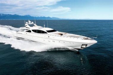 """Buy a yacht Miss Moneypenny V - Mangusta 163' 9"""""""