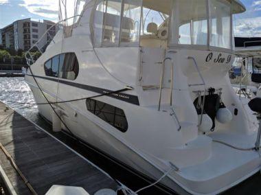 "Продажа яхты O Sea D - SILVERTON 39' 0"""