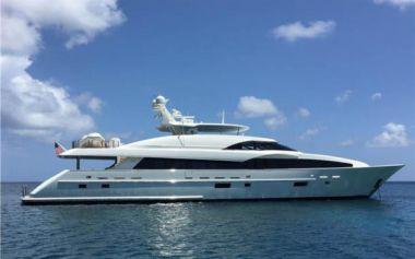 Продажа яхты FUGITIVE - NORTHCOAST YACHTS NC125
