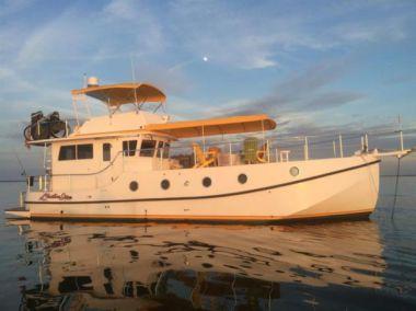 Продажа яхты Christina Sea - MIRAGE MANUFACTURING Great Harbour N-47