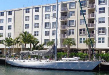"best yacht sales deals Kialoa III - SPARKMAN & STEPHENS 79' 0"""