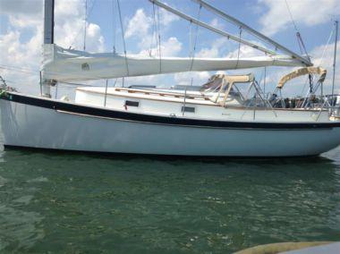 Купить яхту Galene - NONSUCH Nonsuch 26 в Atlantic Yacht and Ship
