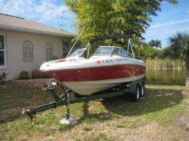 Продажа яхты 21 2006 Sea Ray 205 Sport - SEA RAY 205 Sport