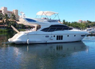 Купить яхту 2012 AZIMUT 48 FLYBRIDGE @ Ixtapa Zihuatanejo в Atlantic Yacht and Ship