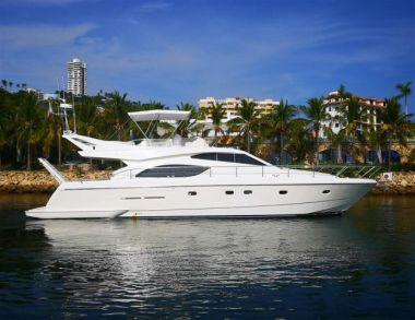 Продажа яхты PASSION   2003 Ferretti 530 @ Acapulco - FERRETTI YACHTS 530