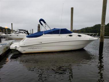 """2001 Monterey 262 Cruiser - MONTEREY 28' 4"""""""