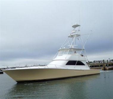 Продажа яхты FINISH LINE - VIKING 61 Convertible