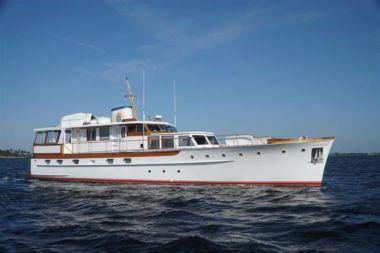 Продажа яхты LIBERTY - TRUMPY Cruiser