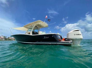 Продажа яхты Black Champagne - SCOUT BOATS 320 LXF
