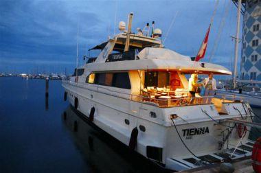 Купить яхту TIENNA в Atlantic Yacht and Ship