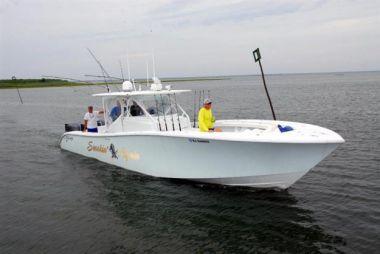 Купить яхту SMOKIN' AGAIN - YELLOWFIN 42 CC в Atlantic Yacht and Ship