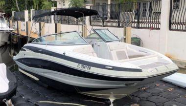 """Купить Crownline Eclipse E2 XS 22'6"""" 2014 Deck Boat - CROWNLINE"""
