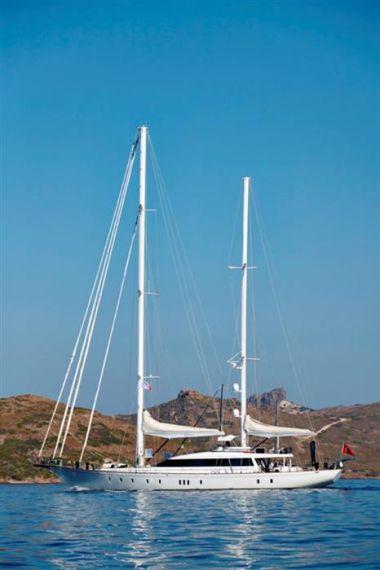 36m Sailing Yacht - ESEN YACHT 2011 price