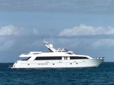 Стоимость яхты TAIMA - HATTERAS 2003