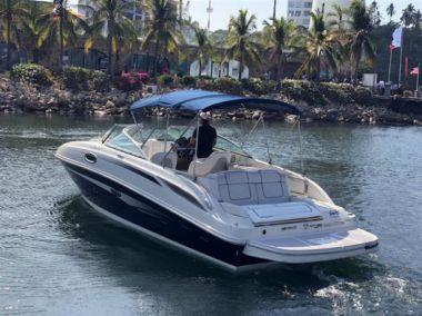 Лучшие предложения покупки яхты (casa) 2010 Sea Ray 260 Sundeck @ Acapulco  (sin Remolque) - SEA RAY