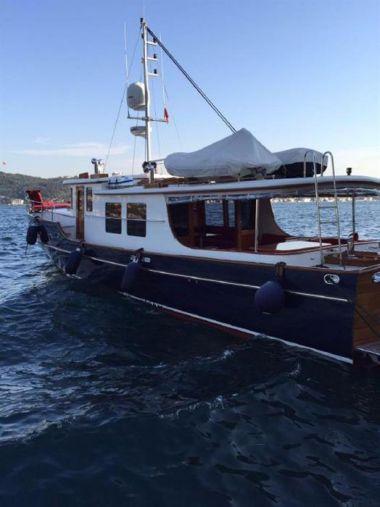 Купить яхту 18m Tansu Yacht - Tansu Yachts в Atlantic Yacht and Ship