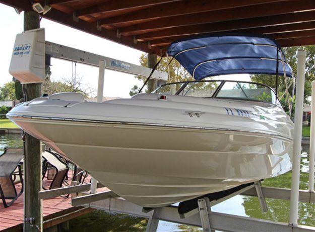 SEA RAY 210 SUNDECK - SEA RAY - Buy and sell boats - Atlantic Yacht